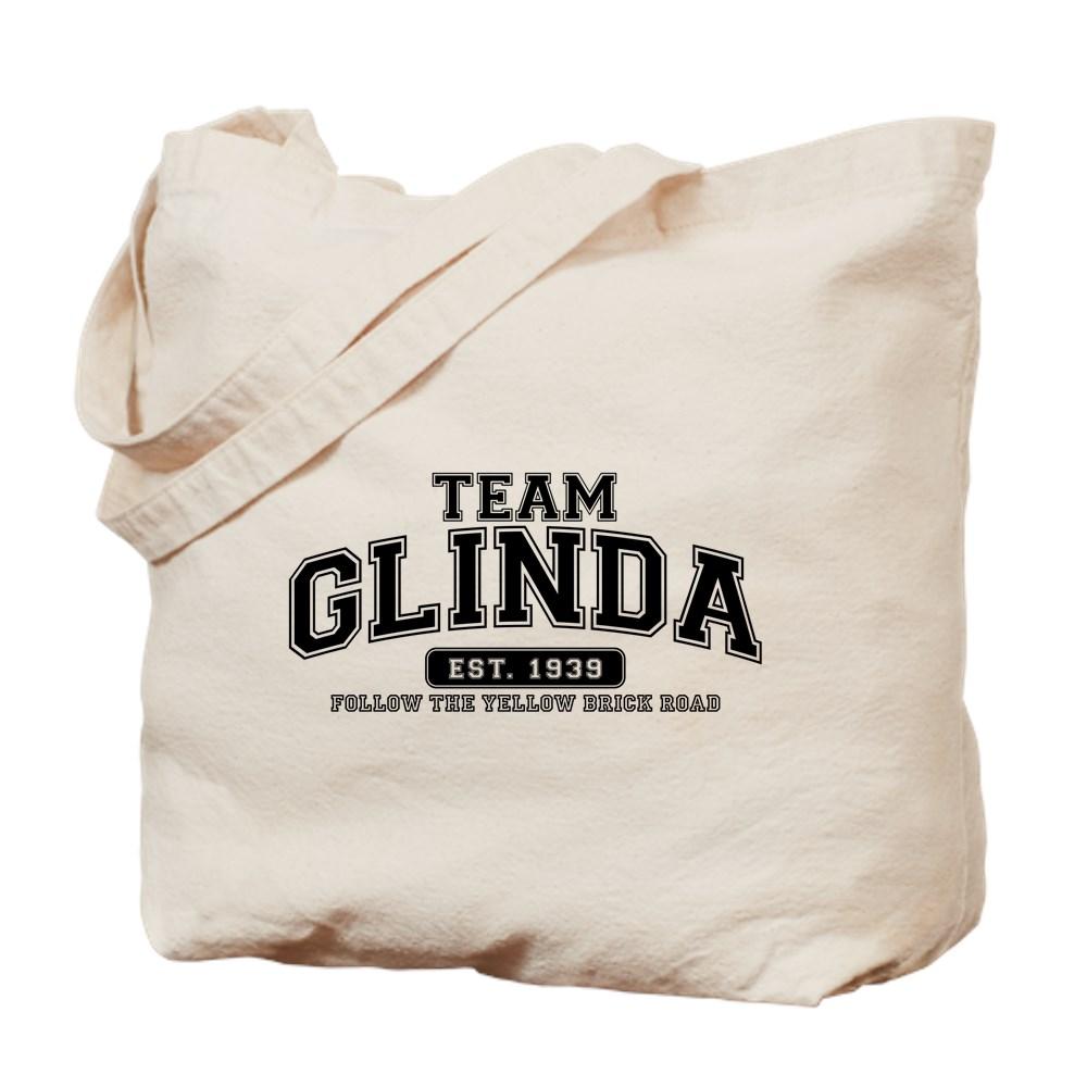 Team Glinda - Follow the Yellow Brick Road Tote Bag