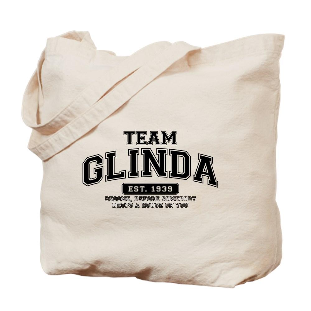 Team Glinda - Begone, Before Someone Drops a House Tote Bag