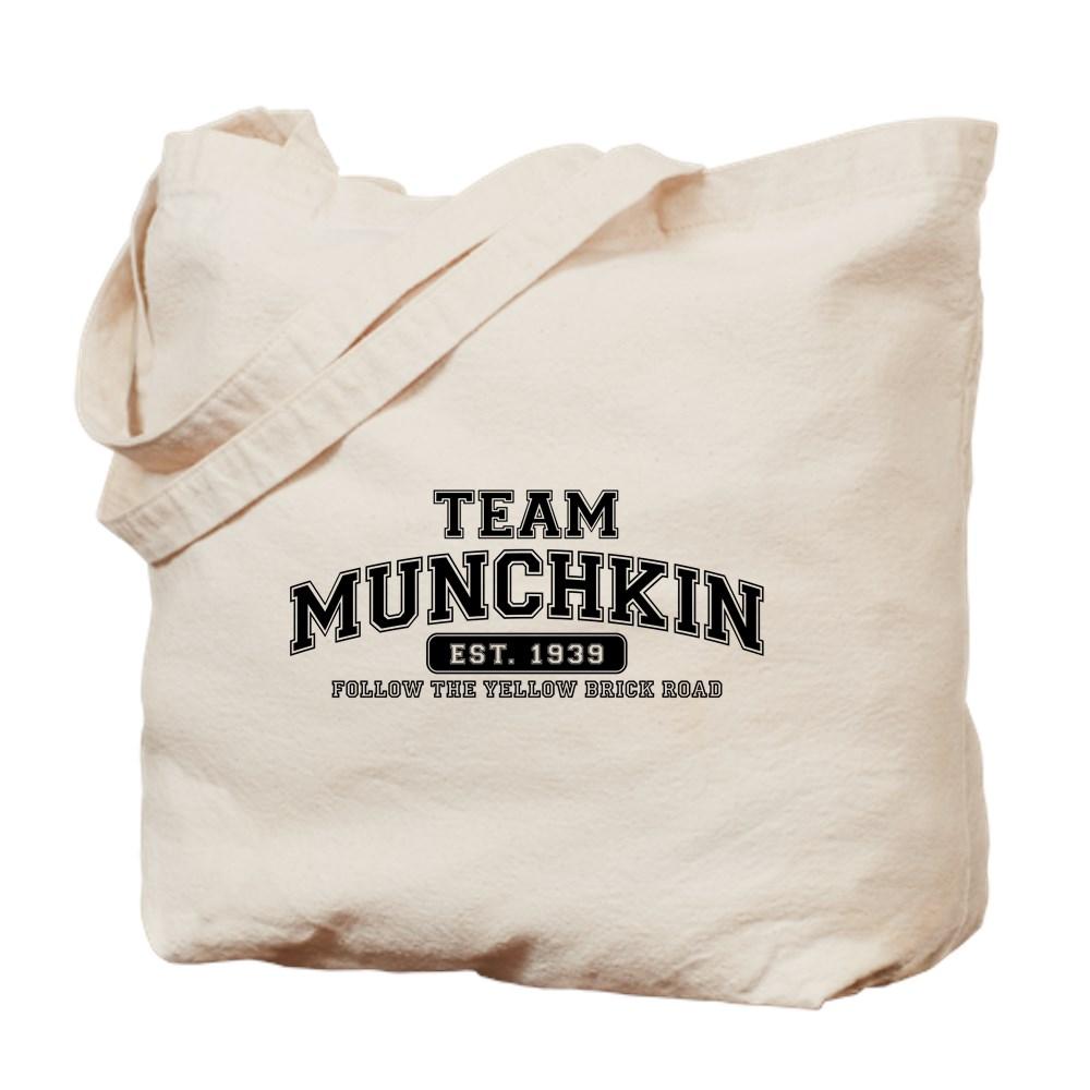 Team Munchkin - Follow the Yellow Brick Road Tote Bag