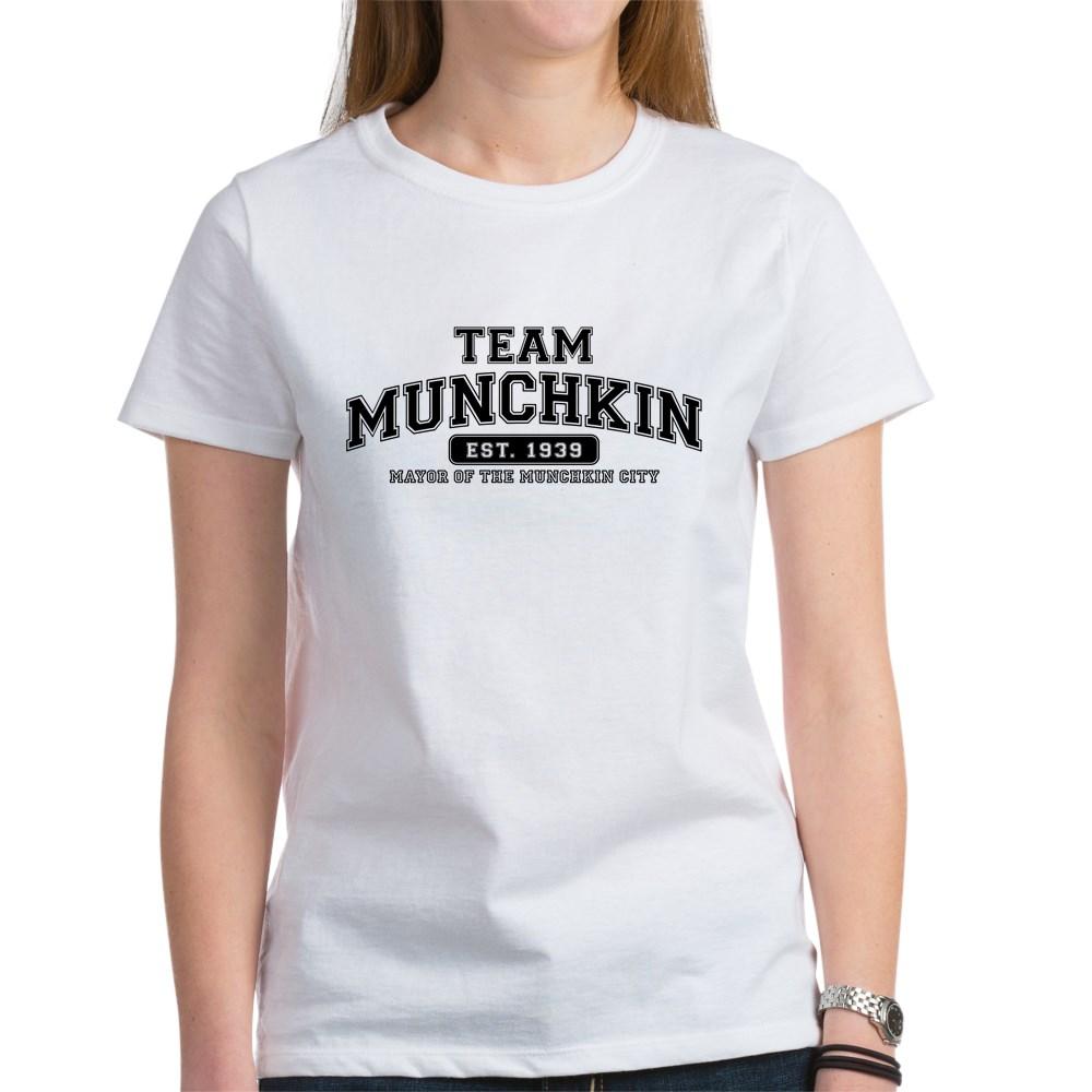 Team Munchkin - Mayor of the Munchkin City Women's T-Shirt