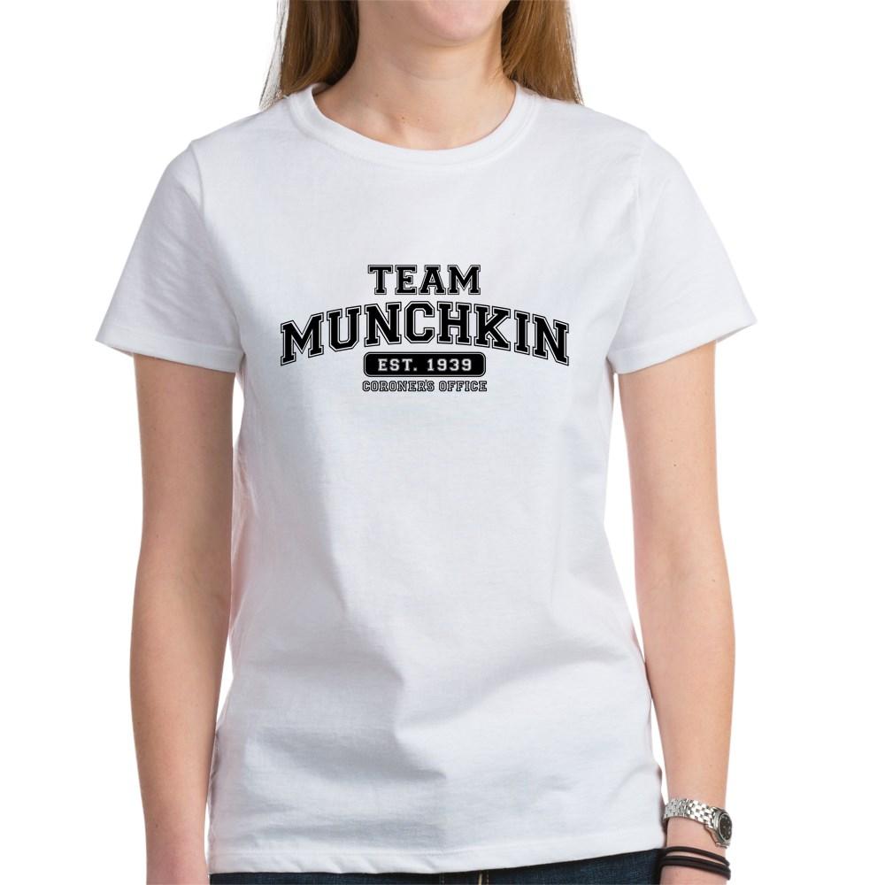 Team Munchkin - Coroner's Office Women's T-Shirt