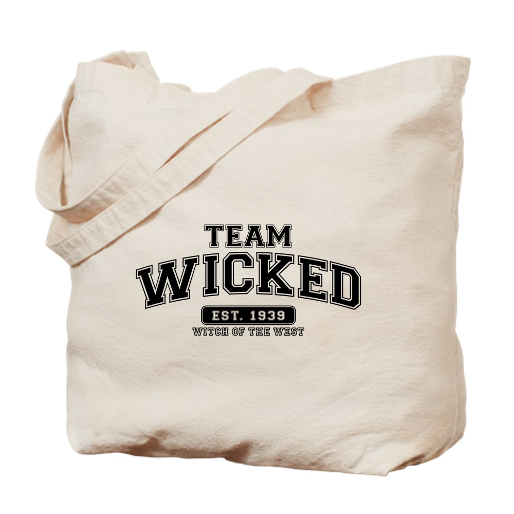 Team Wicked - Witch of the West Tote Bag