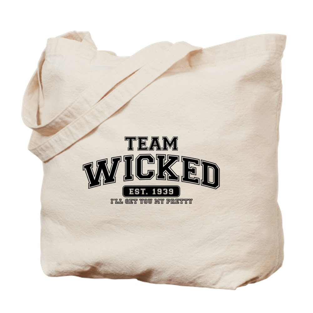 Team Wicked - I'll Get Your My Pretty Tote Bag