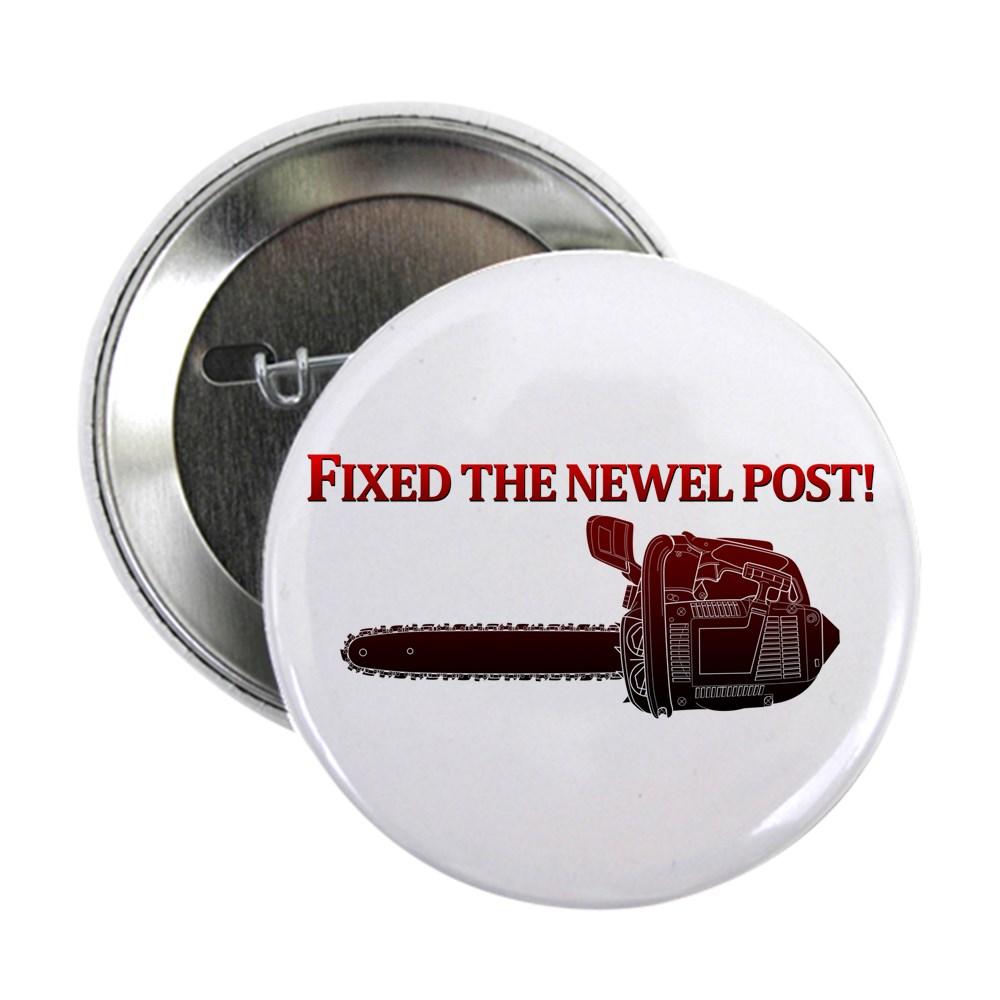 Fixed the Newel Post! 2.25