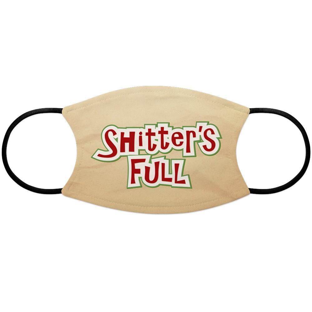 Shitter's Full Face Mask