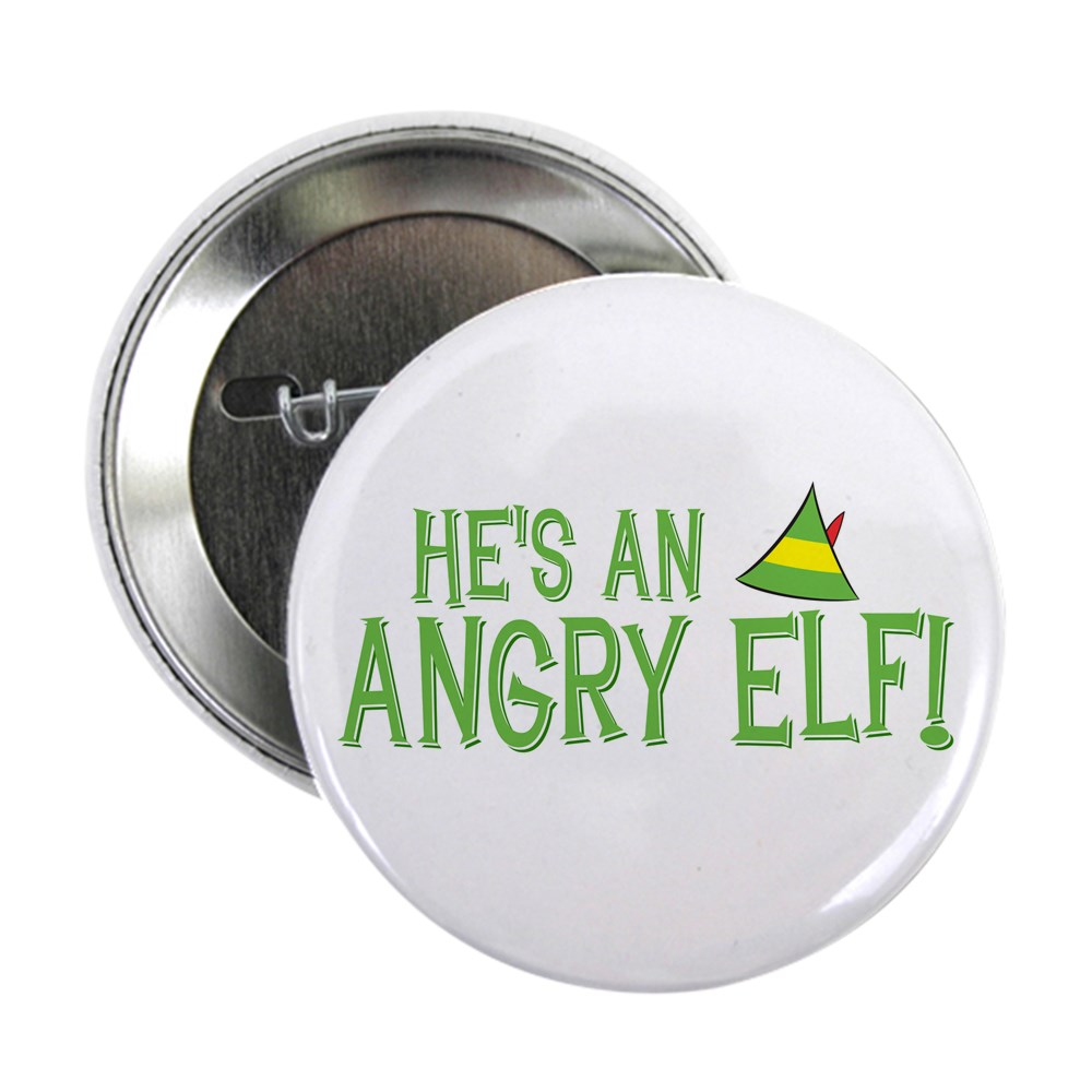 He's an Angry Elf! 2.25