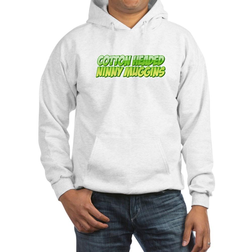 Cotton Headed Ninny Muggins Hooded Sweatshirt