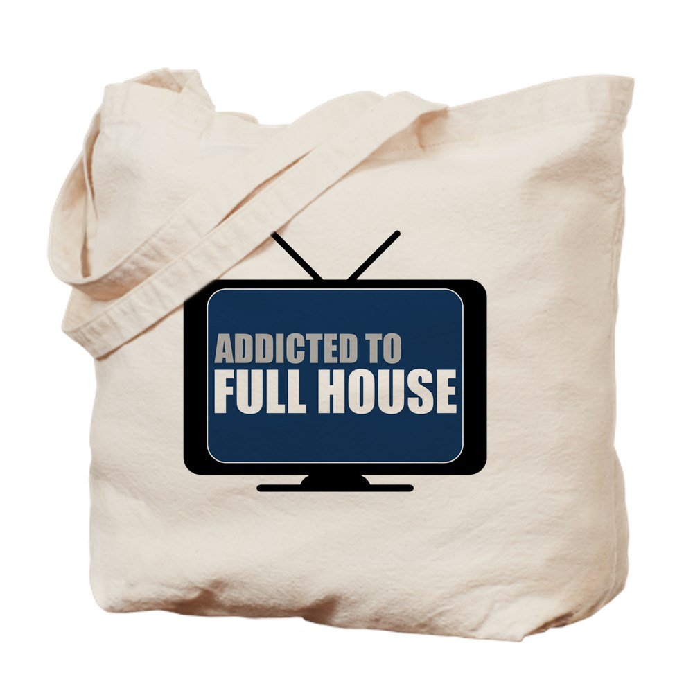 Addicted to Full House Tote Bag