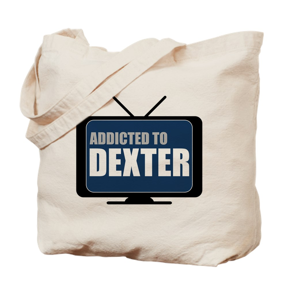 Addicted to Dexter Tote Bag