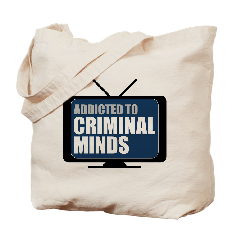 Addicted to Criminal Minds Tote Bag
