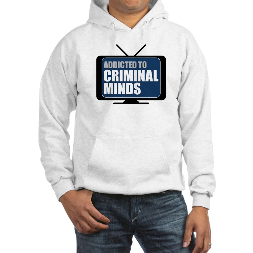 Addicted to Criminal Minds Hooded Sweatshirt
