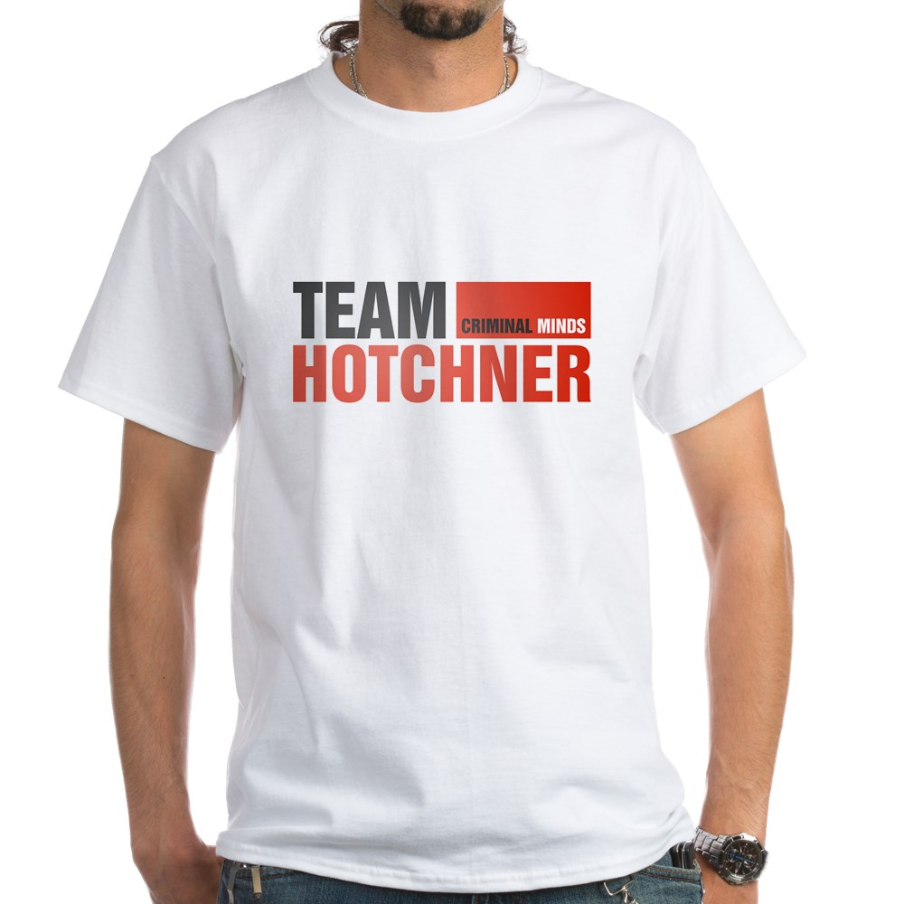 Team Hotchner White T-Shirt