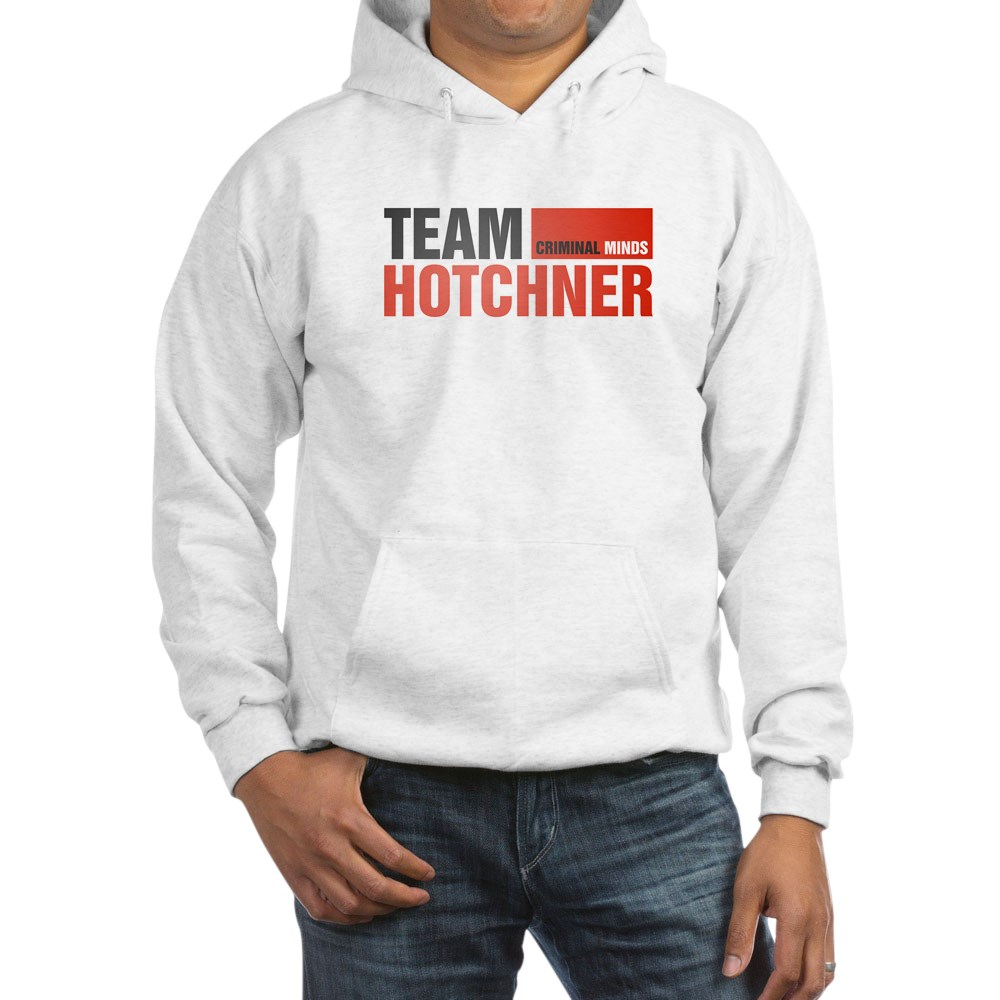 Team Hotchner Hooded Sweatshirt