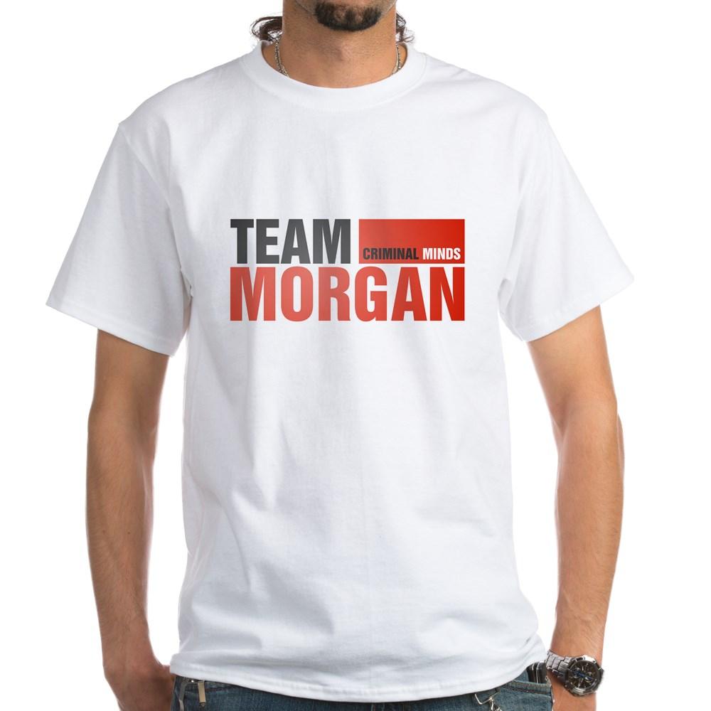 Team Morgan White T-Shirt