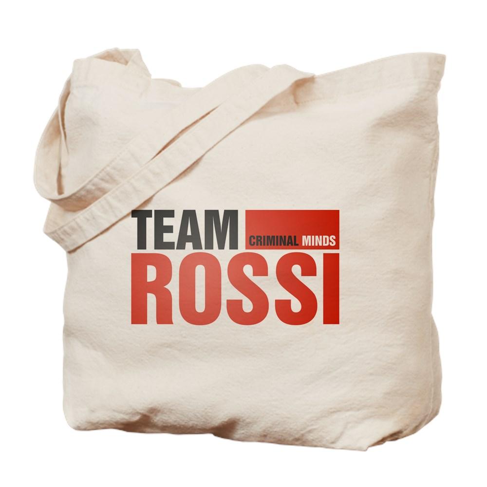 Team Rossi Tote Bag