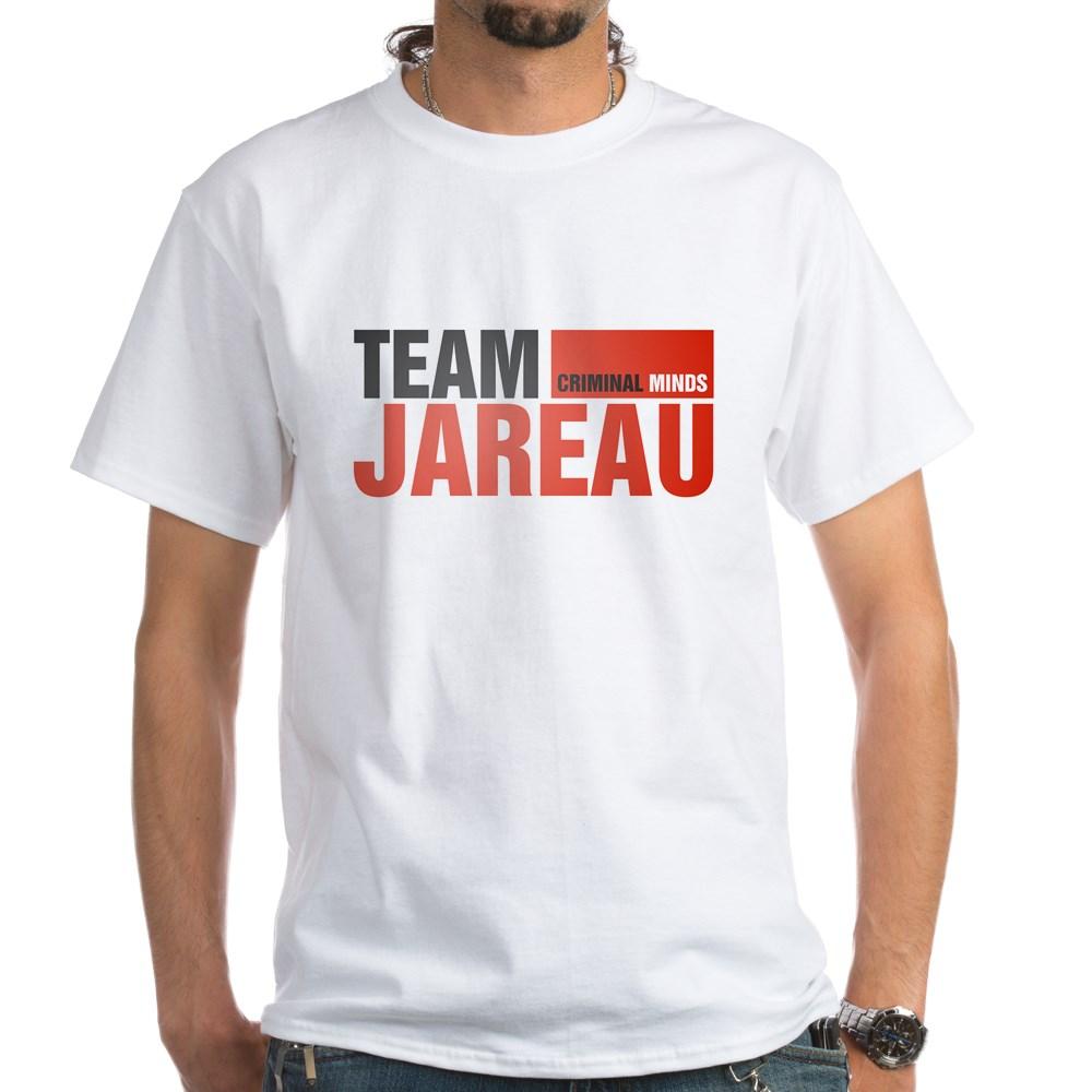 Team Jareau White T-Shirt