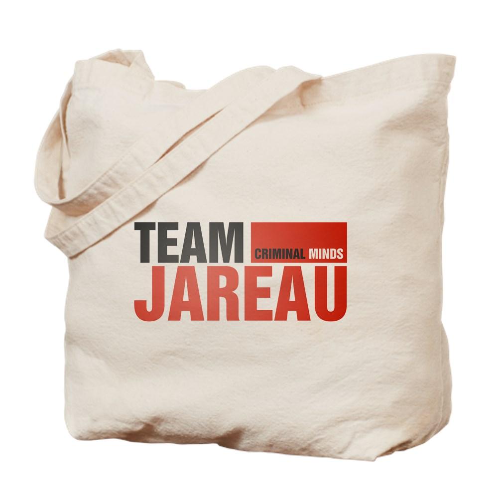 Team Jareau Tote Bag