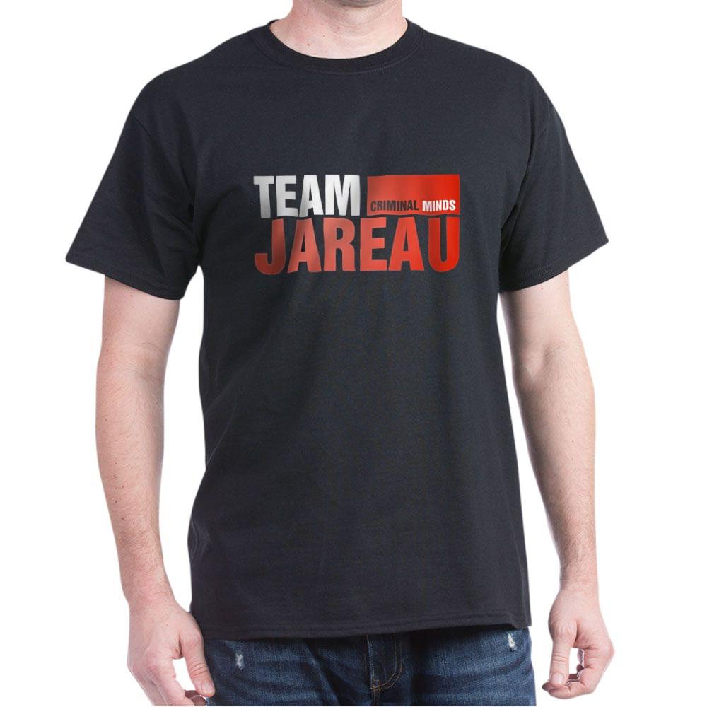 Team Jareau Dark T-Shirt