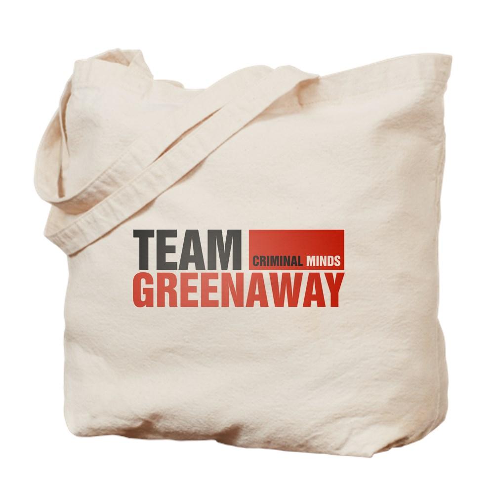 Team Greenaway Tote Bag