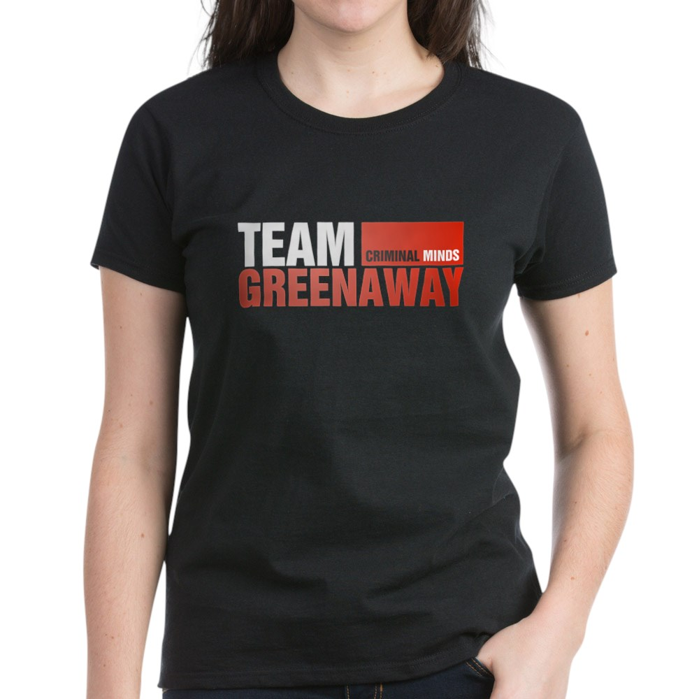 Team Greenaway Women's Dark T-Shirt
