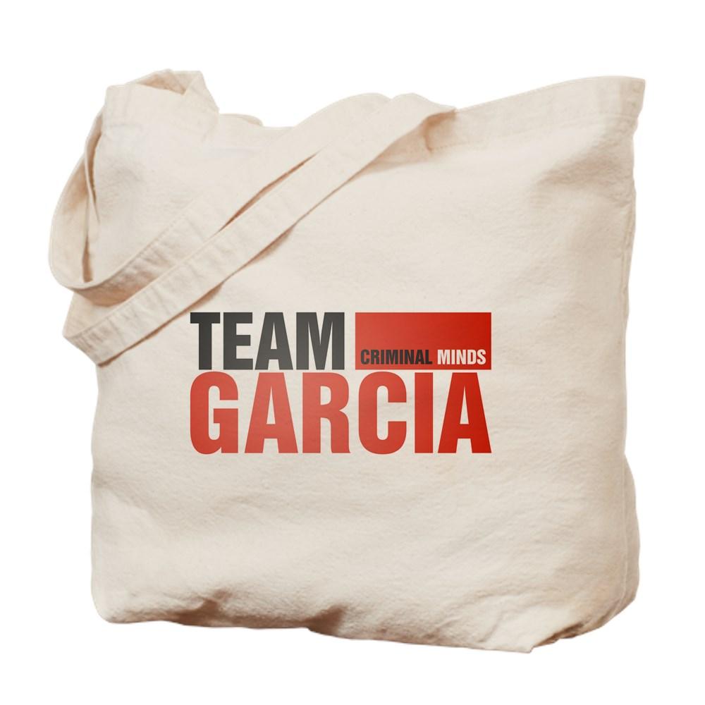 Team Garcia Tote Bag