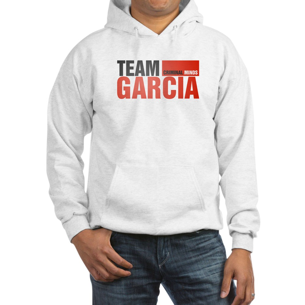 Team Garcia Hooded Sweatshirt