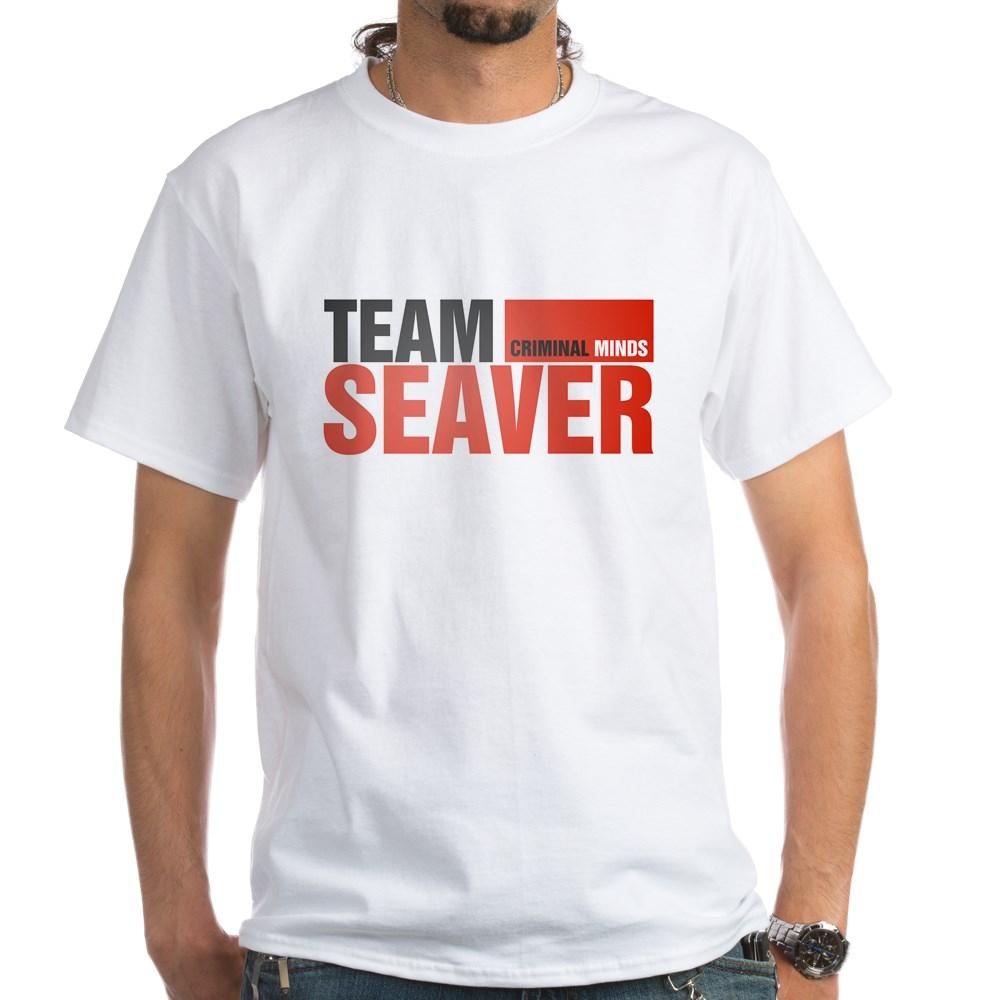 Team Seaver White T-Shirt