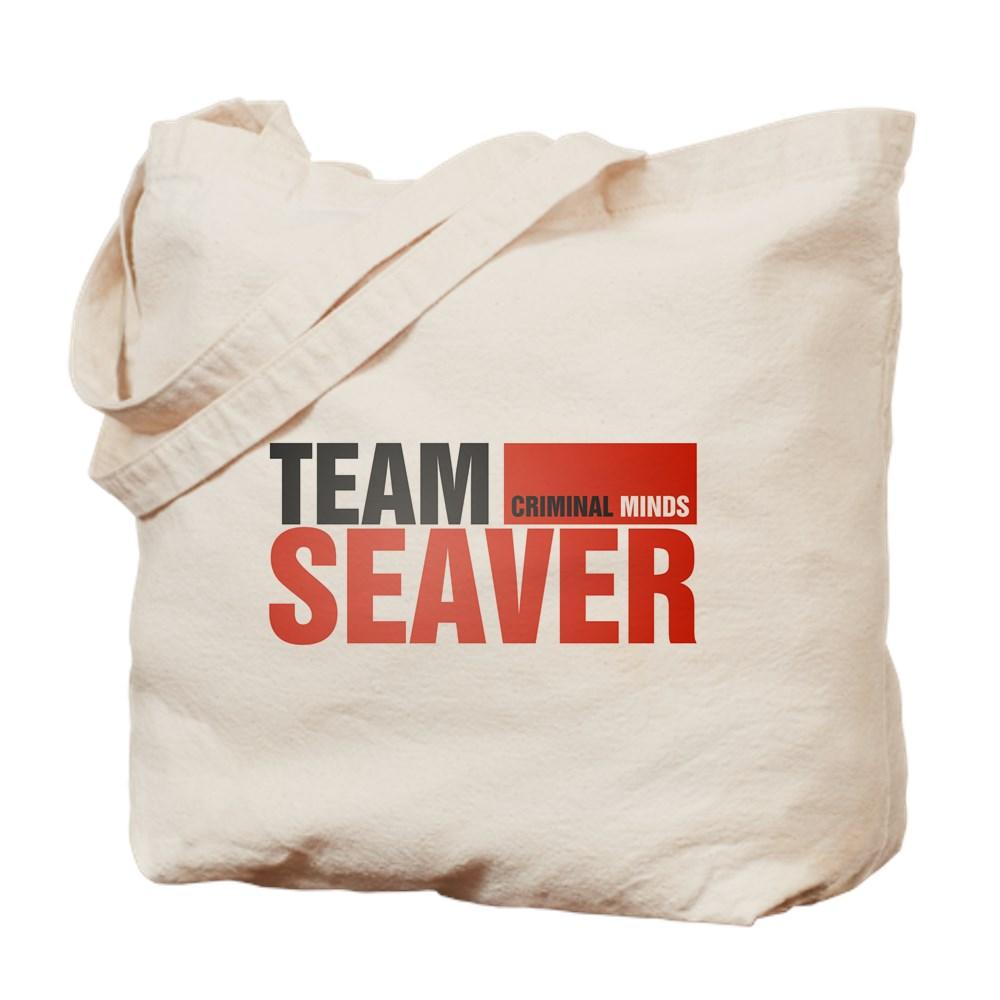 Team Seaver Tote Bag