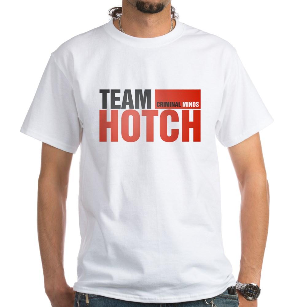 Team Hotch White T-Shirt