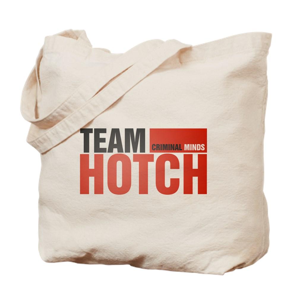 Team Hotch Tote Bag