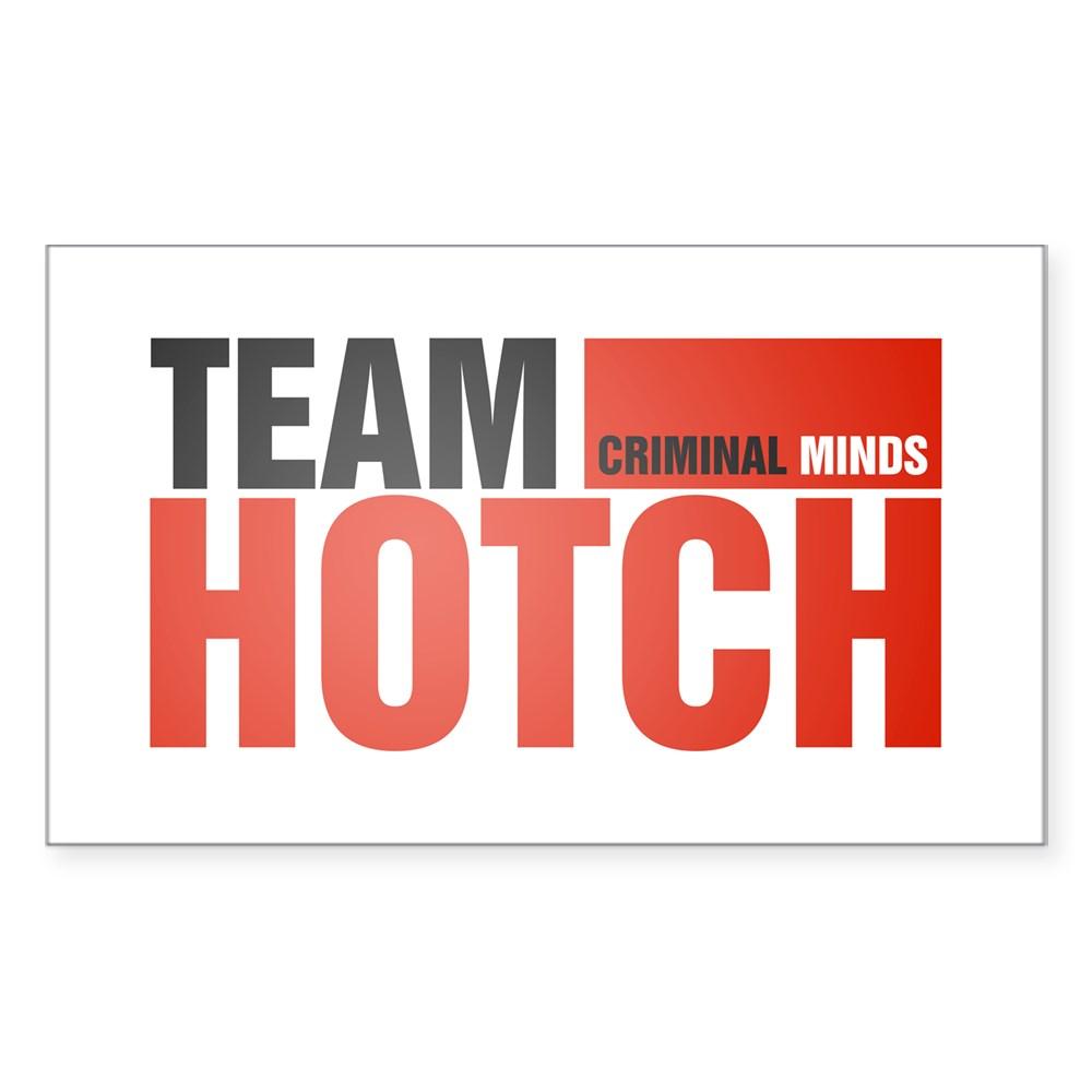 Team Hotch Rectangle Sticker
