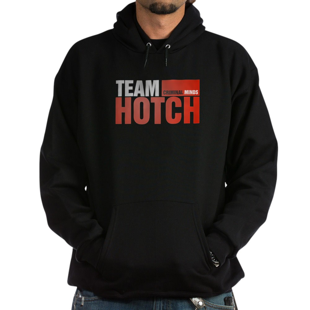 Team Hotch Dark Hoodie