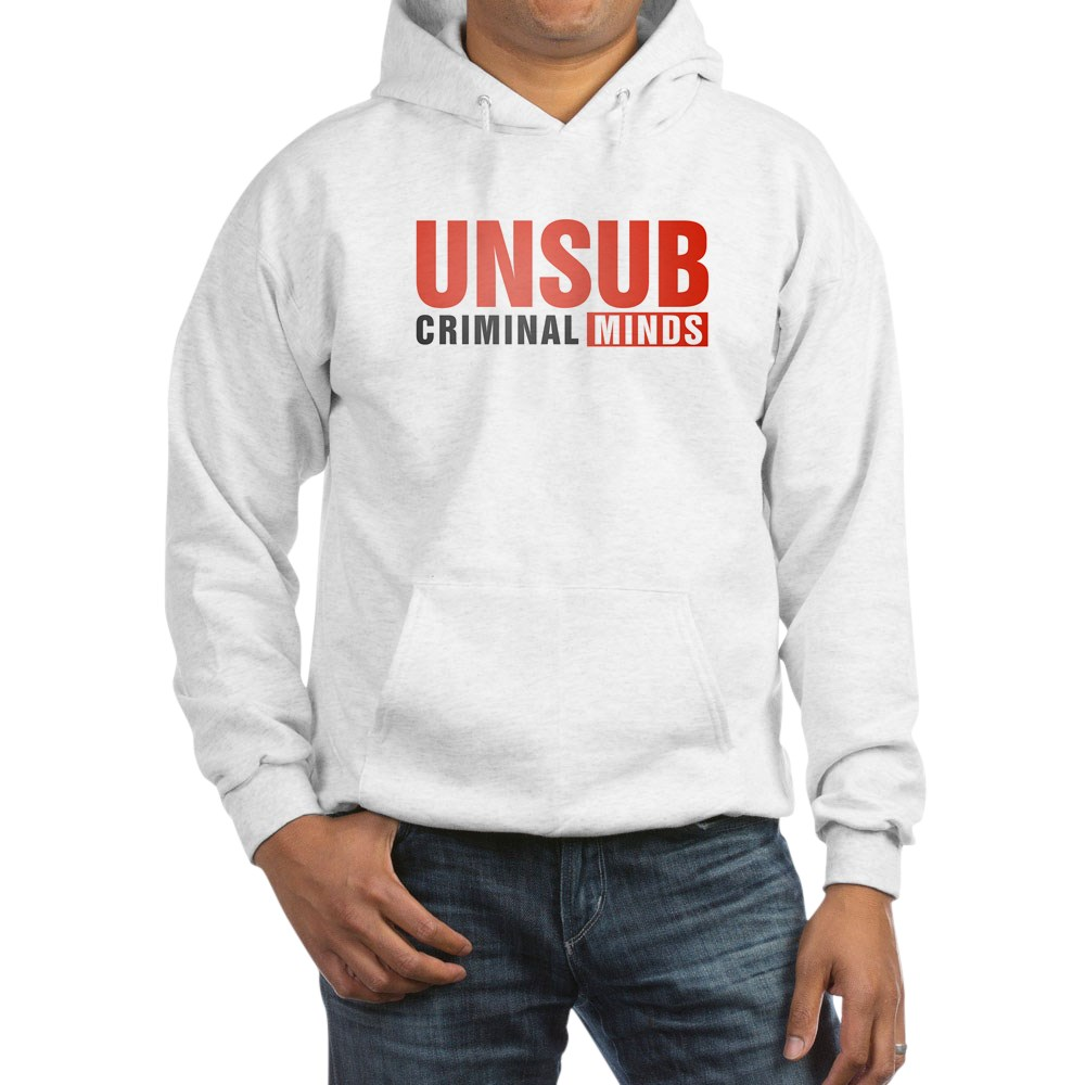 Criminal Minds UNSUB Hooded Sweatshirt