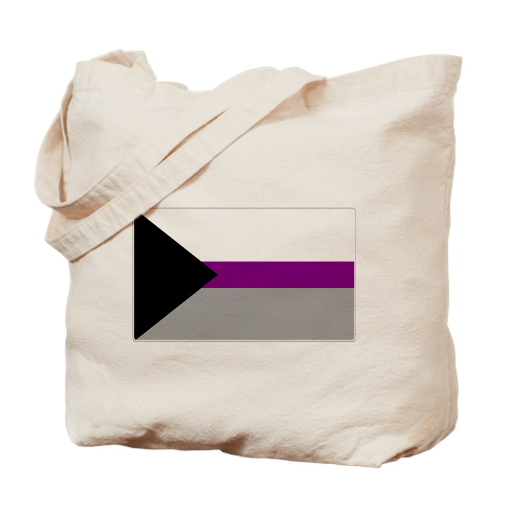 Demisexual Pride Flag Tote Bag