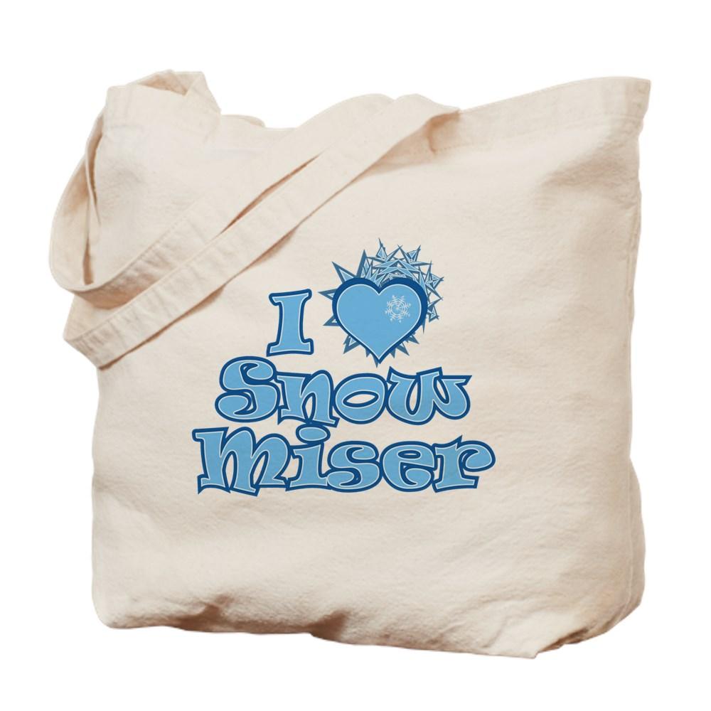 I Heart Snow Miser Tote Bag