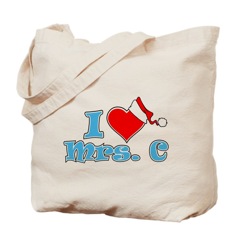 I Heart Mrs. C Tote Bag