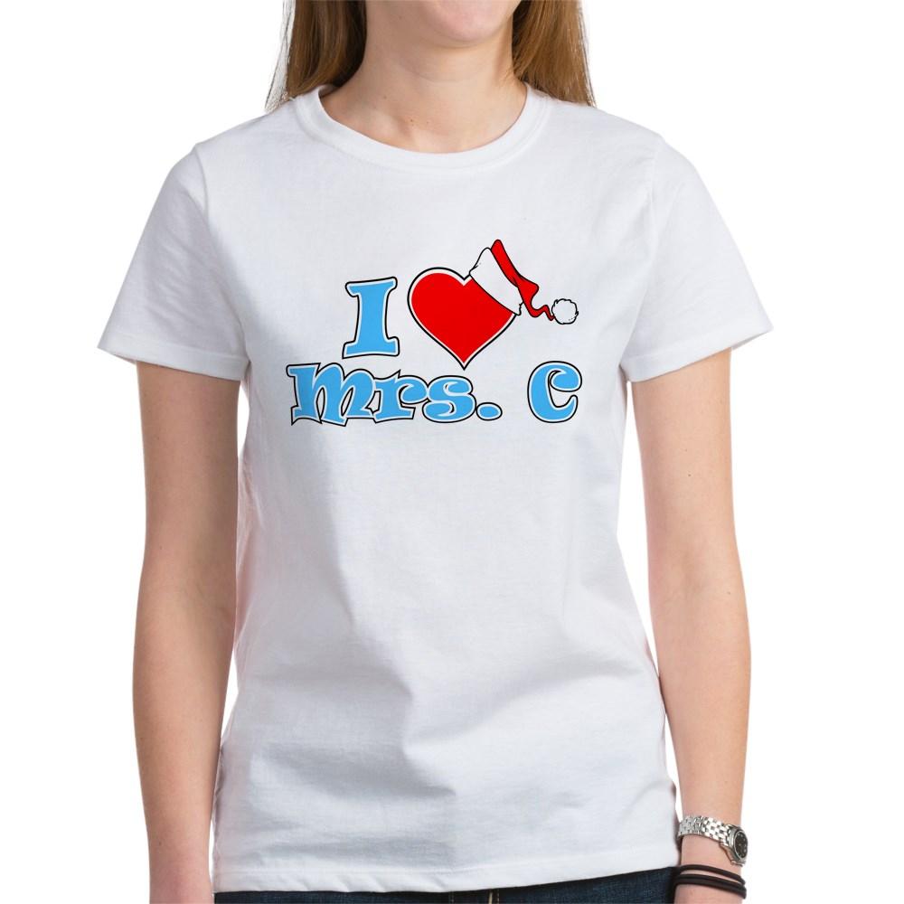 I Heart Mrs. C Women's T-Shirt