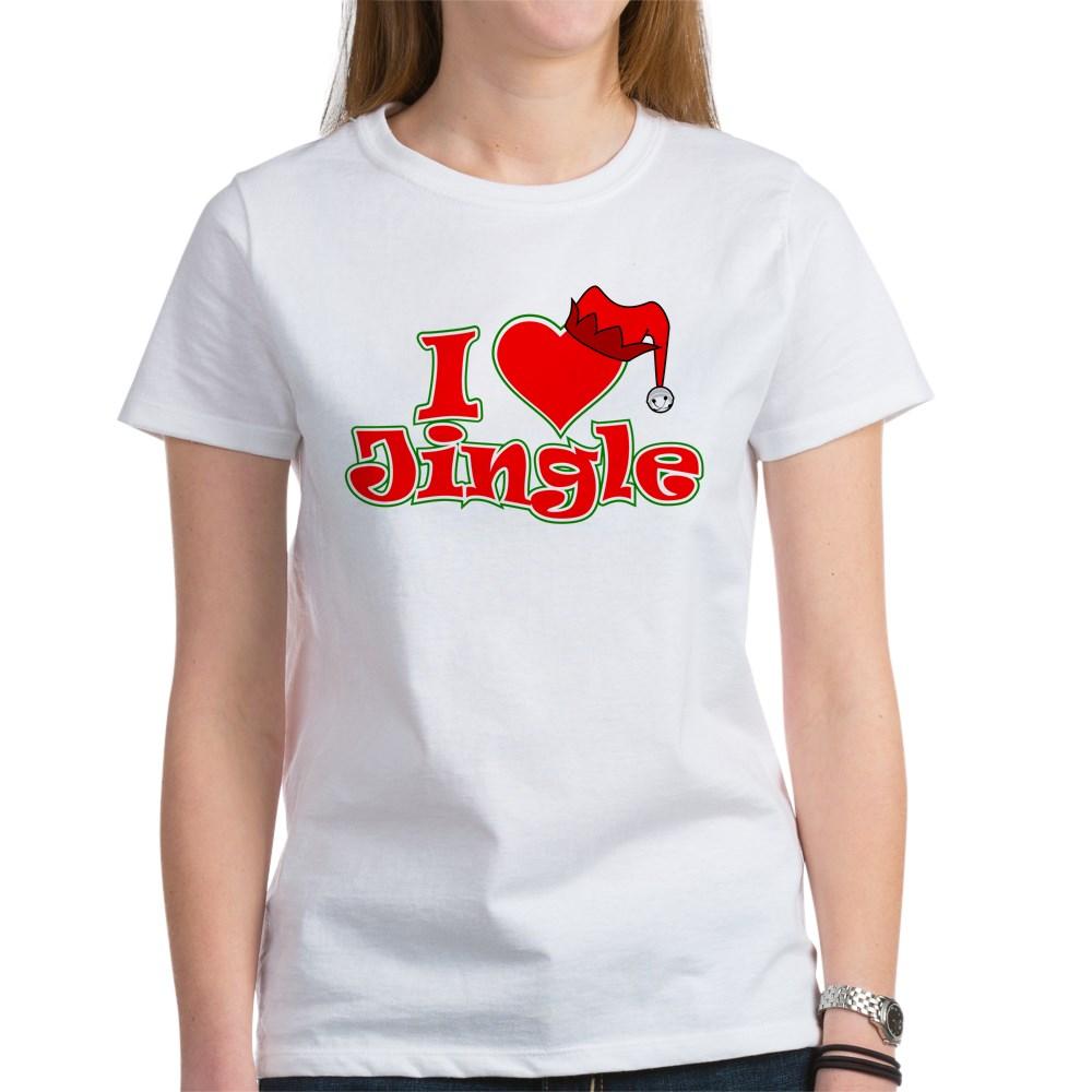 I Heart Jingle Women's T-Shirt
