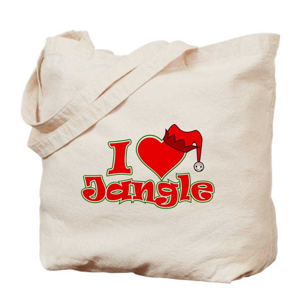 I Heart Jangle Tote Bag