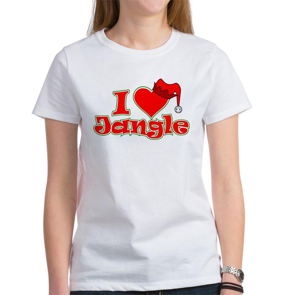 I Heart Jangle Women's T-Shirt