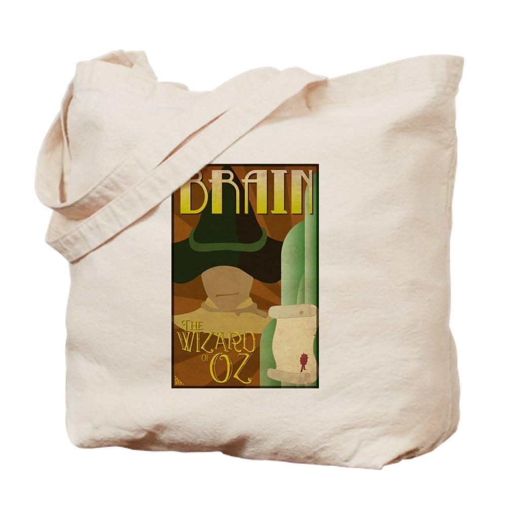 Wizard of Oz Scarecrow Deco Poster Design Tote Bag