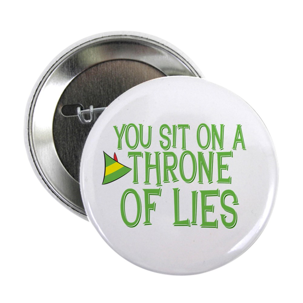 You Sit on a Throne of Lies 2.25