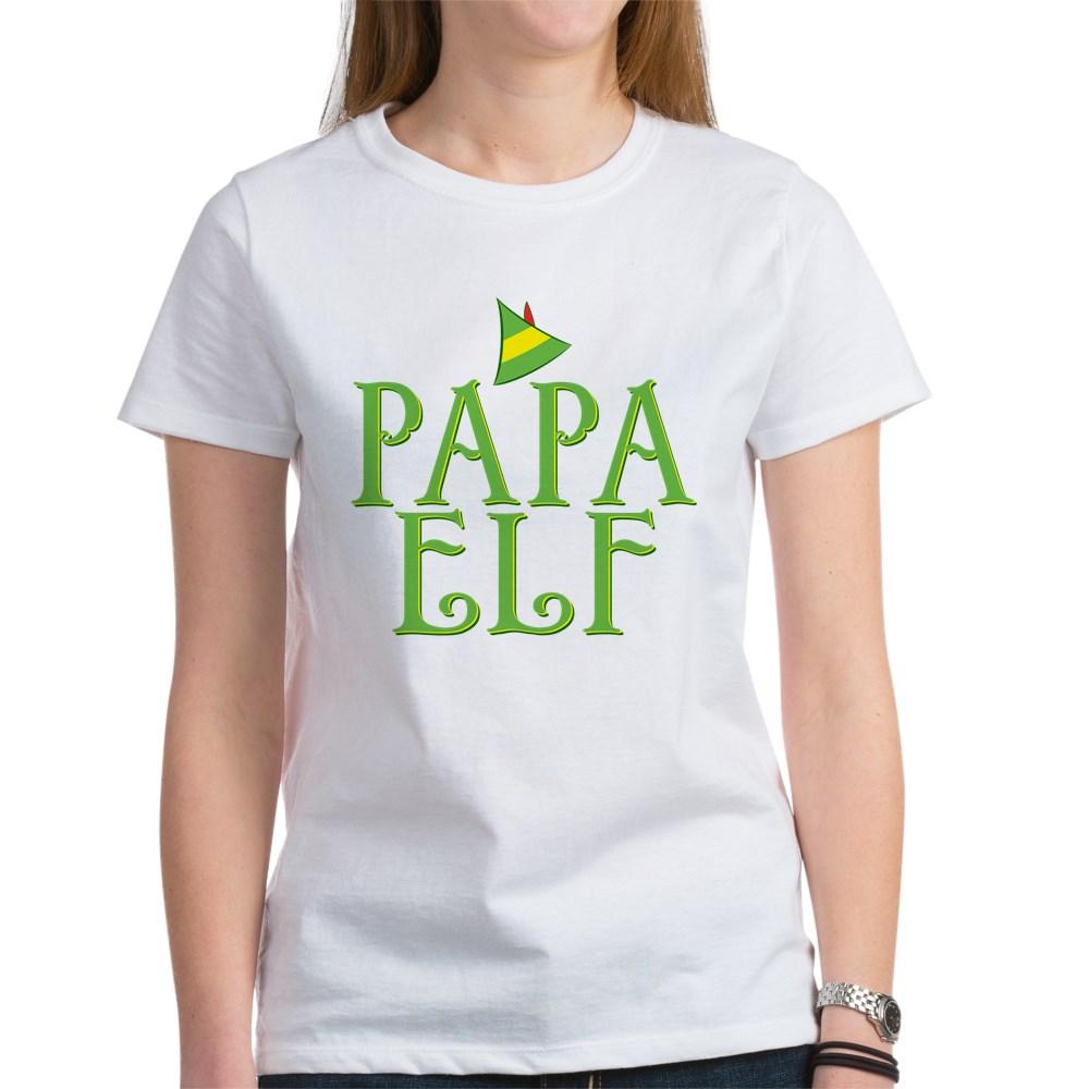 Papa Elf Women's T-Shirt
