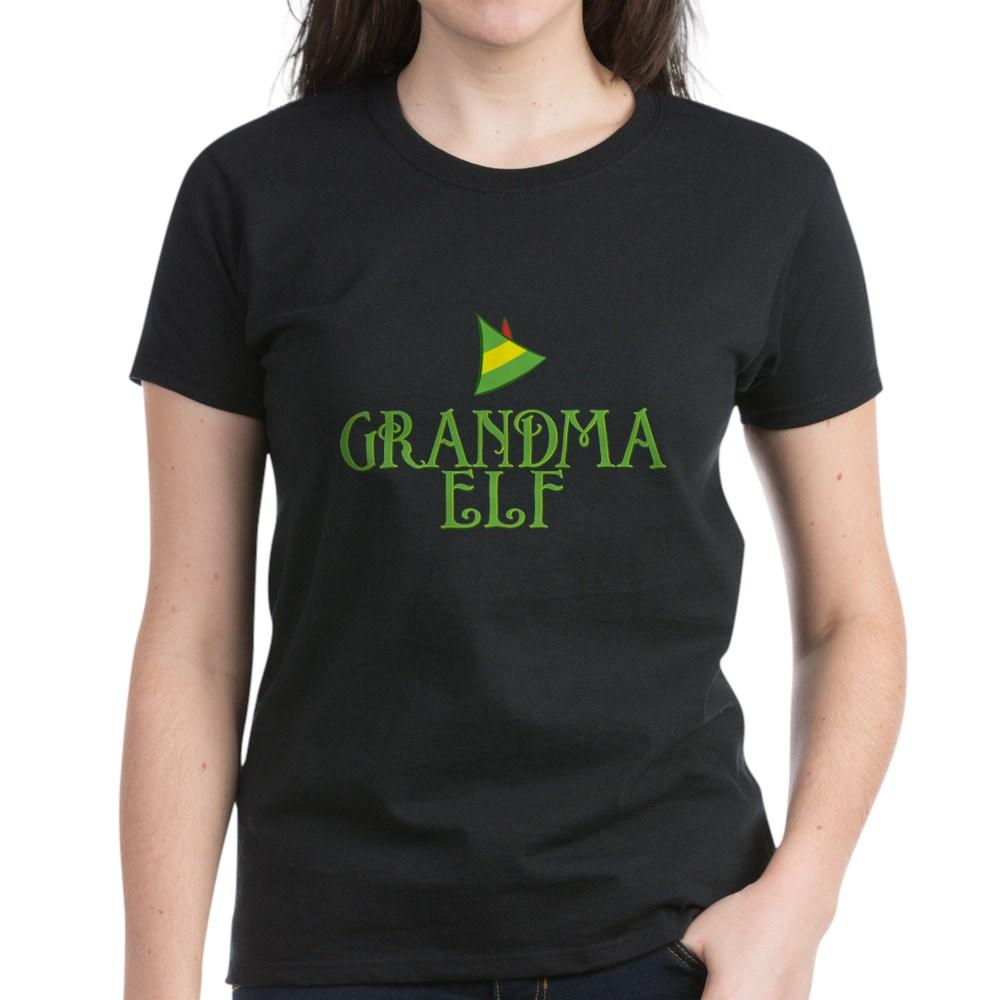Grandma Elf Women's Dark T-Shirt