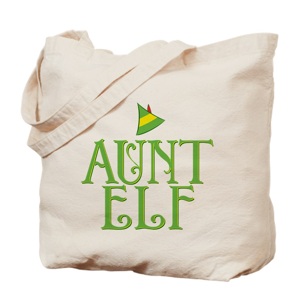 Aunt Elf Tote Bag