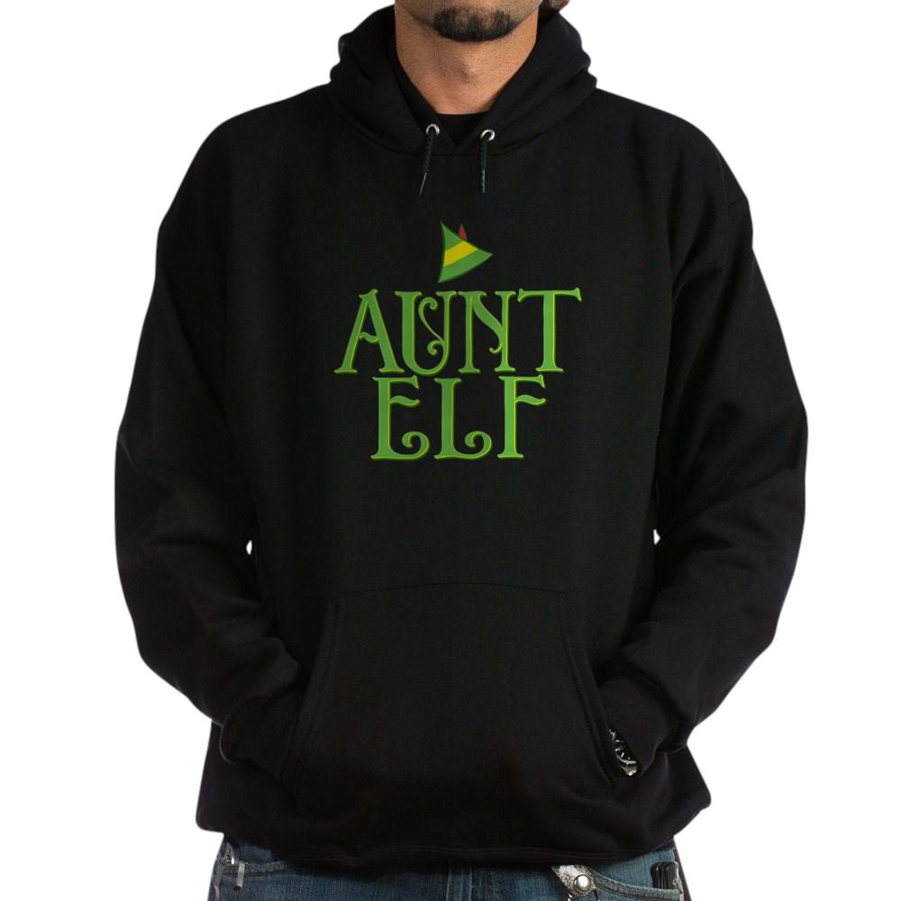Aunt Elf Dark Hoodie