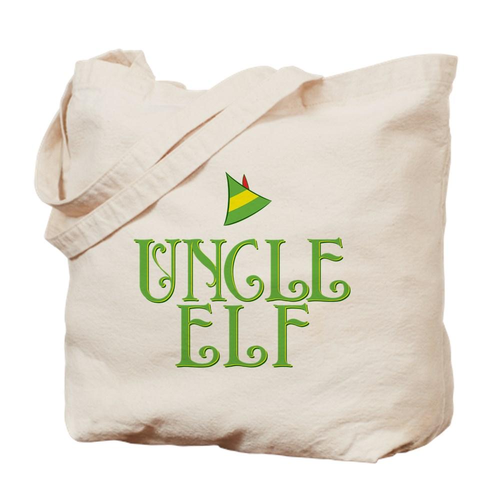 Uncle Elf Tote Bag