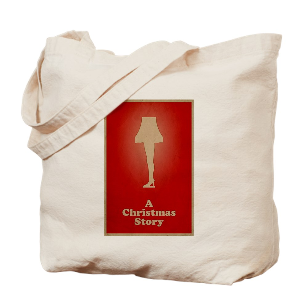 A Christmas Story Minimalist Poster Design  Tote Bag