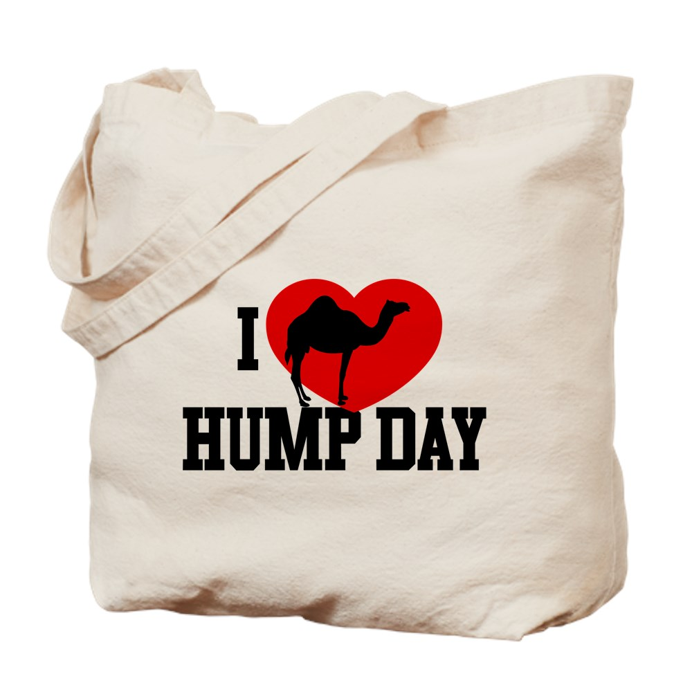 I Heart Hump Day Tote Bag