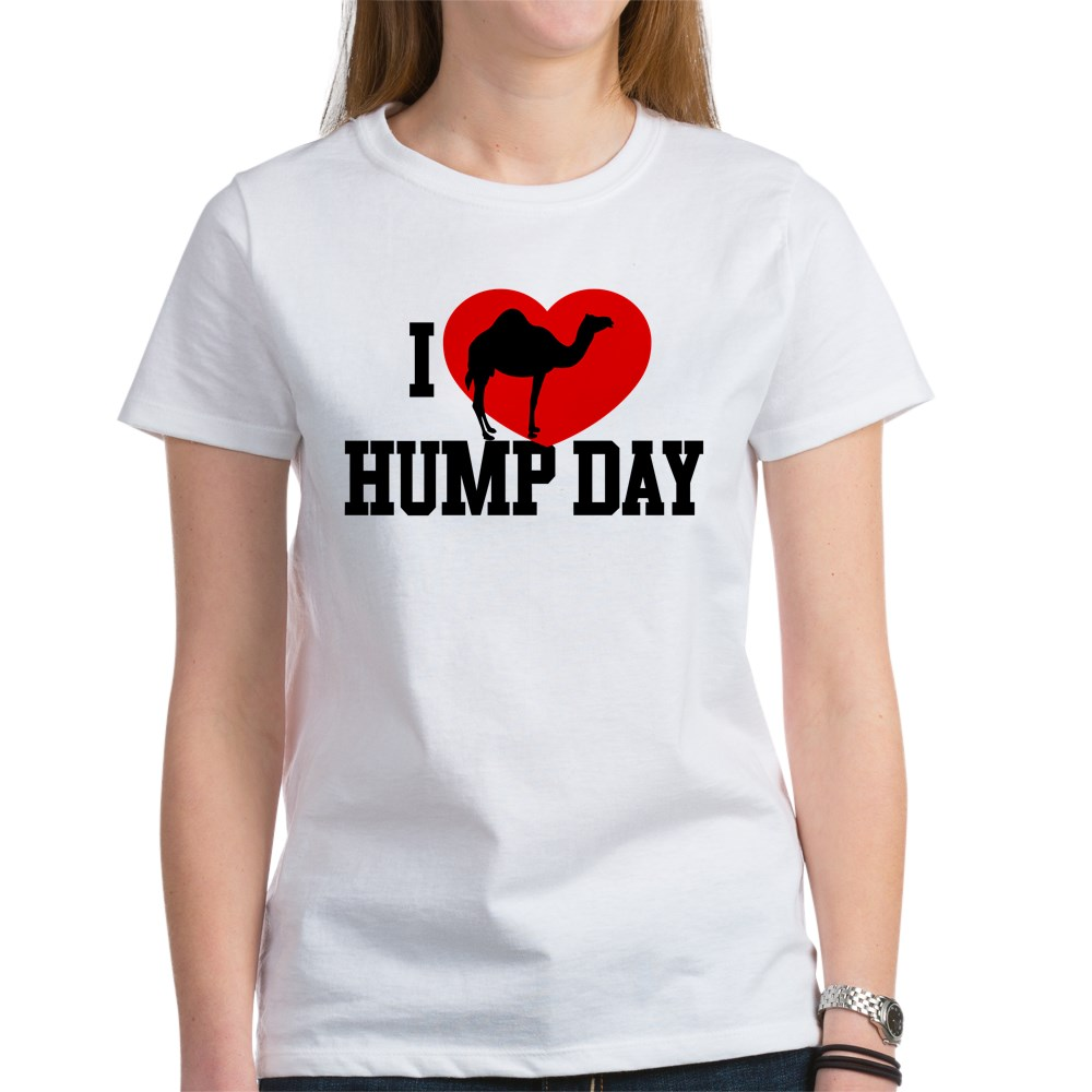 I Heart Hump Day Women's T-Shirt